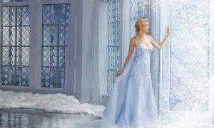 Robes de Mariées Inspirées des Princesses de Disney par Alfred Angelo