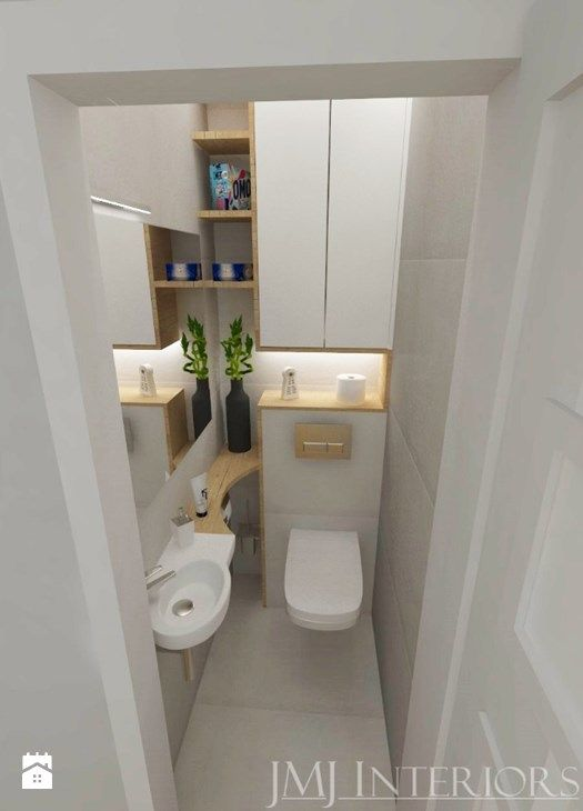 mieszkanie w bloku z wielkiej płyty - Łazienka, styl nowoczesny - zdjęcie od JMJ Interiors