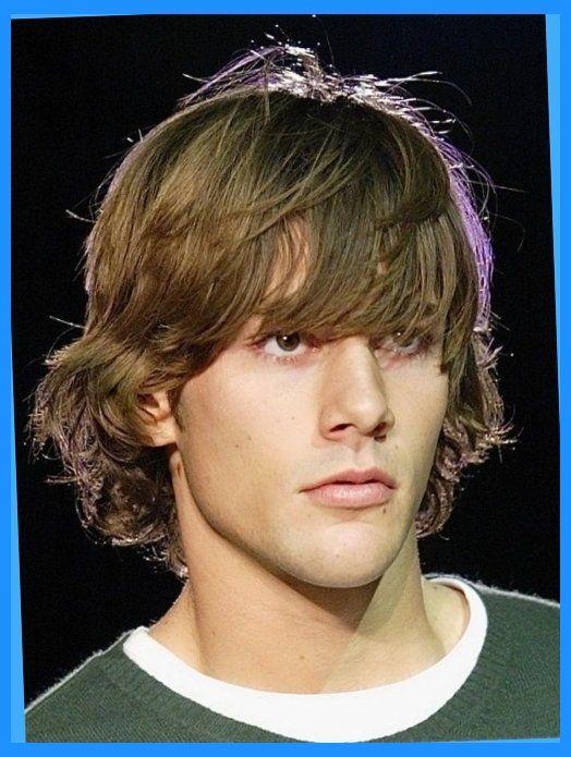 Medium Length Long Hair Teenage Hairstyles Boy Novocom Top
