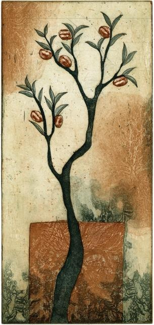 Piia Lehti: Pusupuu / Tree of Kisses, 2005