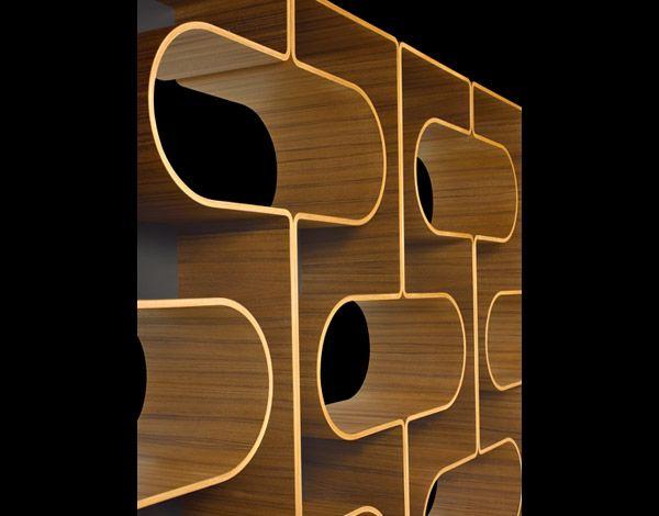 DNA Bookshelf - Property Furniture