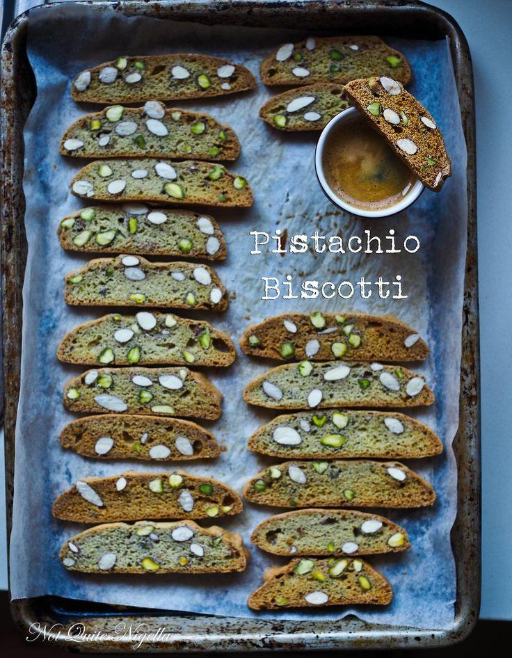 Best Biscotti Recipe Pistachio