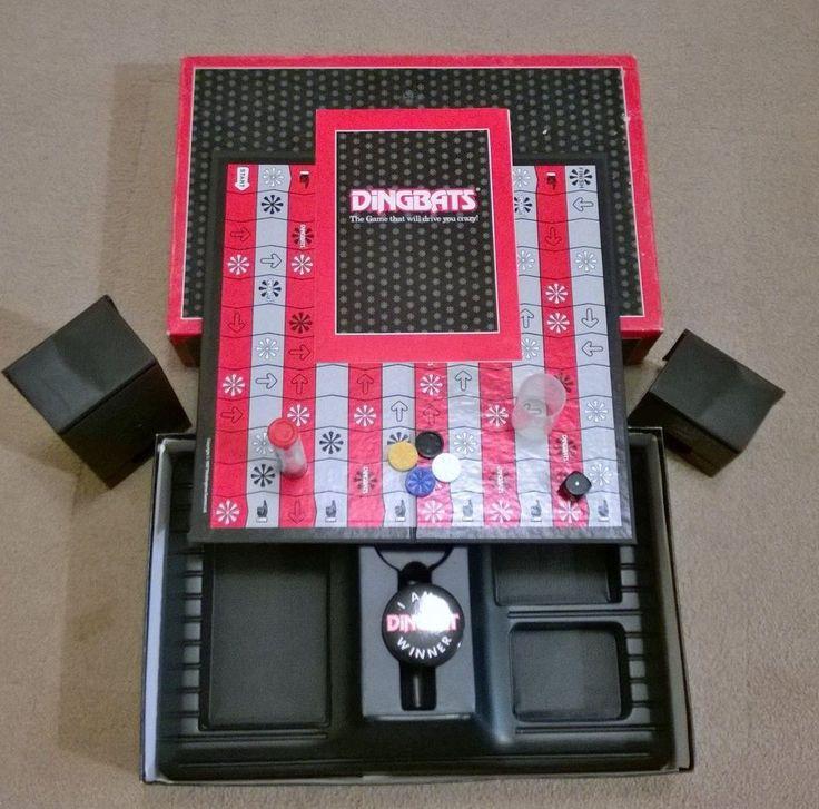 DINGBATS Board Game - Waddingtons