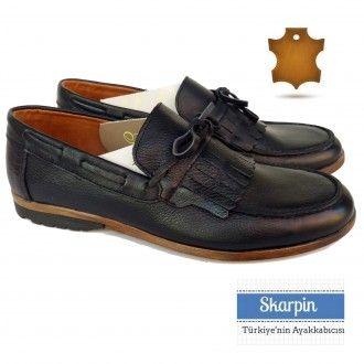 Gerçek Deri Siyah Püsküllü Erkek Ayakkabı. Kapıda Kontrollü Ödeme Yada Kredi Kartına 3-6 Taksit    #bordo #deri #erkekgiyim #kombin #ayakkabı #menwithstyle #menstagram #dapperedman #gentleman #dapperedman #gentlemanstyle #style #menswear #bahar #yaz #camel #taba #bağcıklı #laci #püsküllü