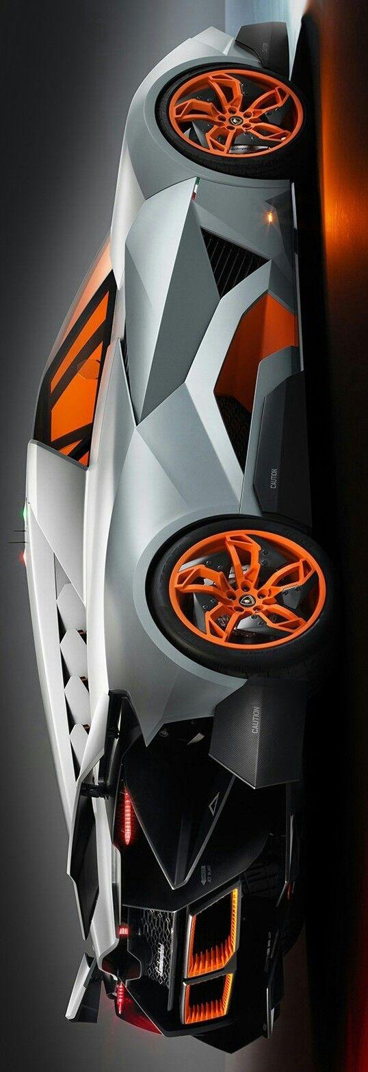 Lamborghini Egoista By Levon
