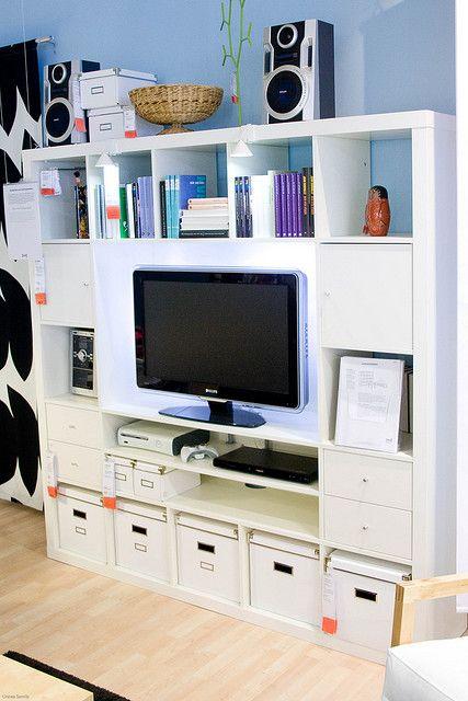 Ikea Expedit & TV Units