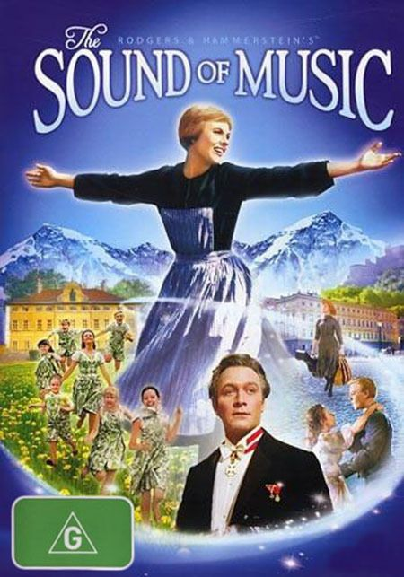 The Sound Of Music (DVD, 2000) With 'Sing-Along' Feature As New Julie Andrews #DVD #Movies