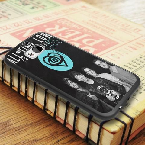 All Time Low Music Band HTC One M8 Case