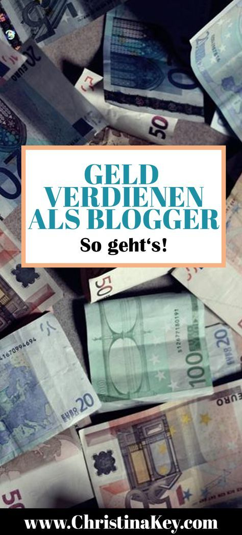 Blogger Tipps - Geld verdienen mit dem eigenen Blog, so einfach geht's! Entdecke jetzt alle Möglichkeiten, sowie wertvolle Tipps & Tricks auf CHRISTINA KEY - dem Fotografie, Blogger Tipps, Fashion, Food und Lifestyle Blog aus Berlin