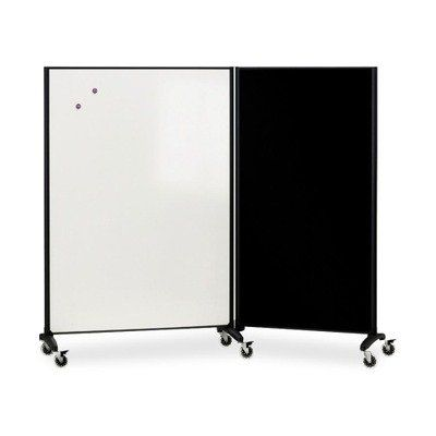 #lounge #TagsForLikesApp Multifunctional as a rolling #room divider for privacy, a whiteboard for writing and a bulletin board for posting Magnetic whiteboard wi...