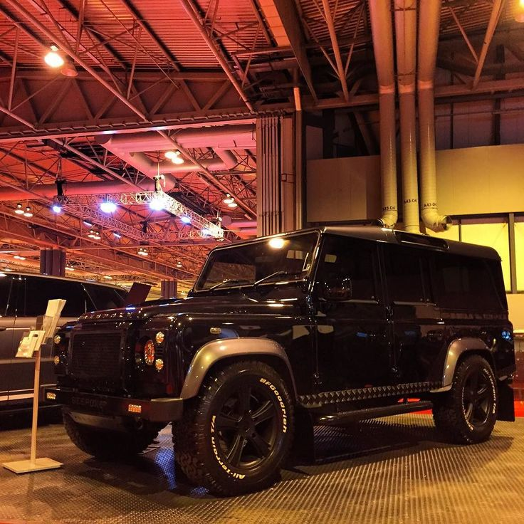 Bespoke cars at the @autosport_international bossing it .. Harrogate/Yorkshire/England 'Individual cars for individual people'  #alloys #autobiography #bodykit #bilstein #bespokecars #car #cars #custom #carporn #coolcars #design #defender #defender110 #defender90 #f1 #instacar #instacars #instacool #landy #london #landrover #landroverusa #landroverdefender #mayfair #nec #overfinch #rrs #rangerover #svr #performance by bespokecarsuk Bespoke cars at the @autosport_international bossing it…