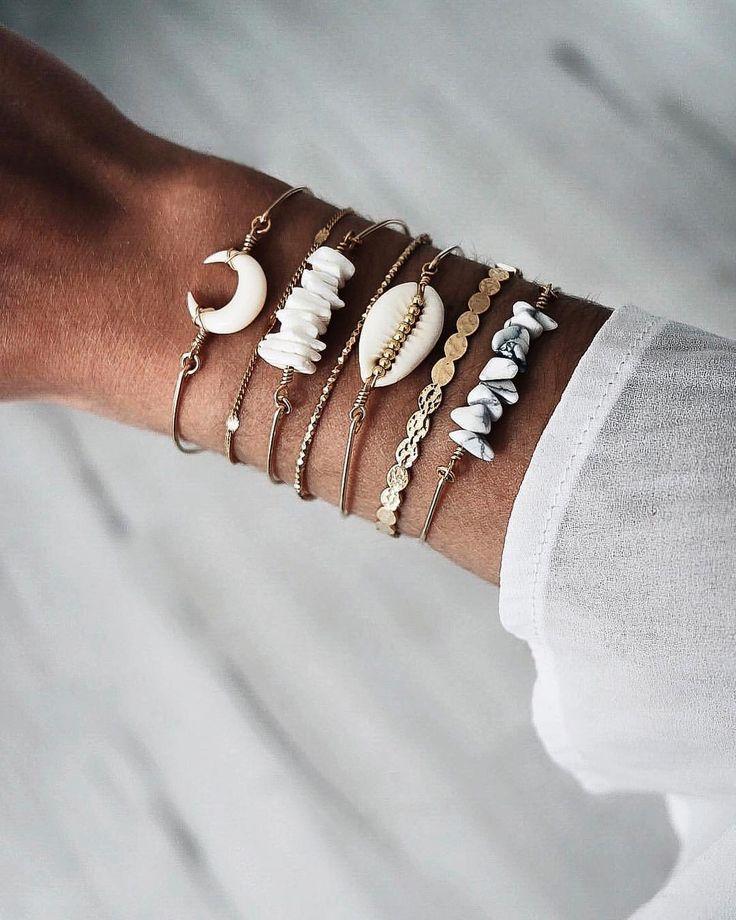 bracelet Bracelets Blanc p #photooftheday # handmade #bijoux #jewelry #bracelet