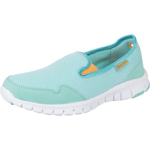 #KAPPA #Damen #MALAGA #Slipper #blau - Äußerst bequeme Schuhe der Marke