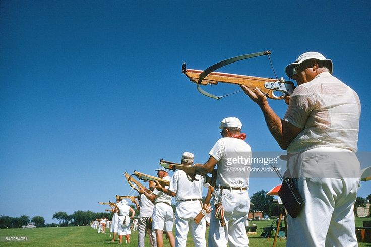 Archery Competition Pictures | Getty Images
