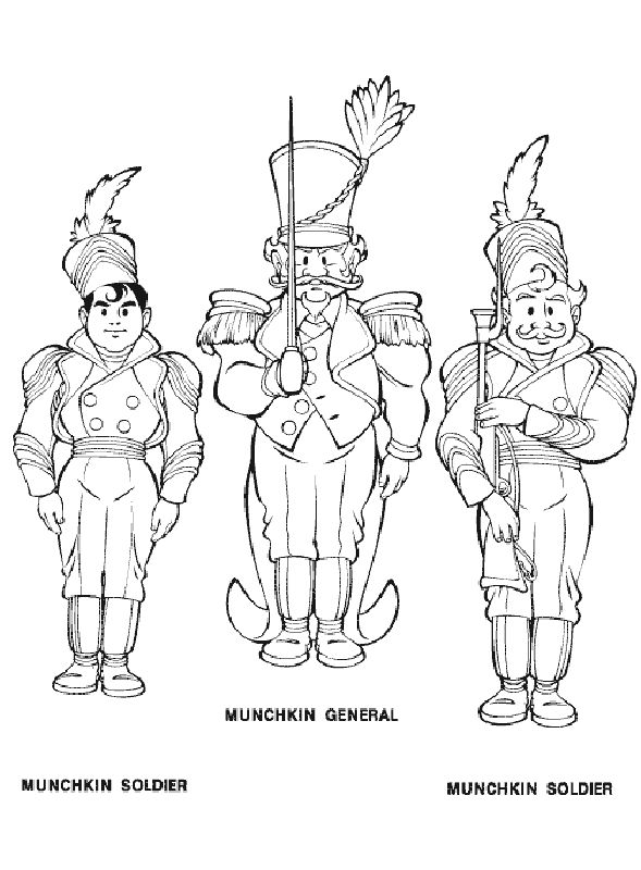 wizard of oz coloring pictures enjoy coloring