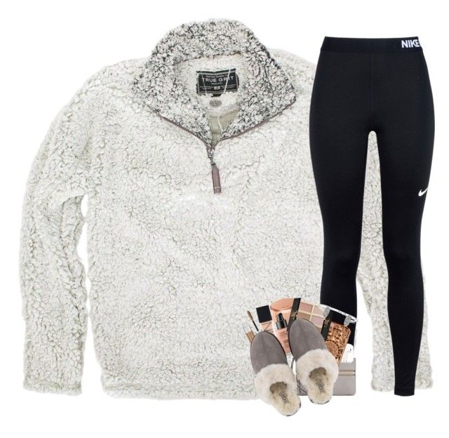 """&&;; I'm missin you"" by mmprep on Polyvore featuring True Grit, NIKE, Kate Spade, PhunkeeTree, Felony Case, tarte, MAKE UP FOR EVER, NARS Cosmetics, UGG and Kendra Scott"