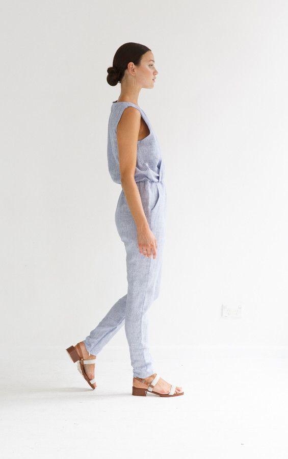 Yasmin Raquel - Futurelove Jumpsuit