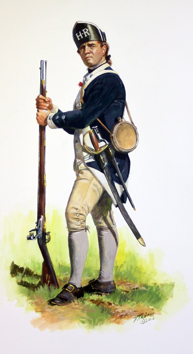 what was revolutionary about the military Though georgians opposed british trade regulations, many hesitated to join the revolutionary movement that emerged in the american colonies in the early 1770s and resulted in the revolutionary war.
