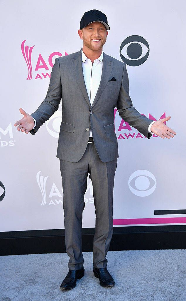 Cole Swindell from ACM Awards 2017: Red Carpet Arrivals