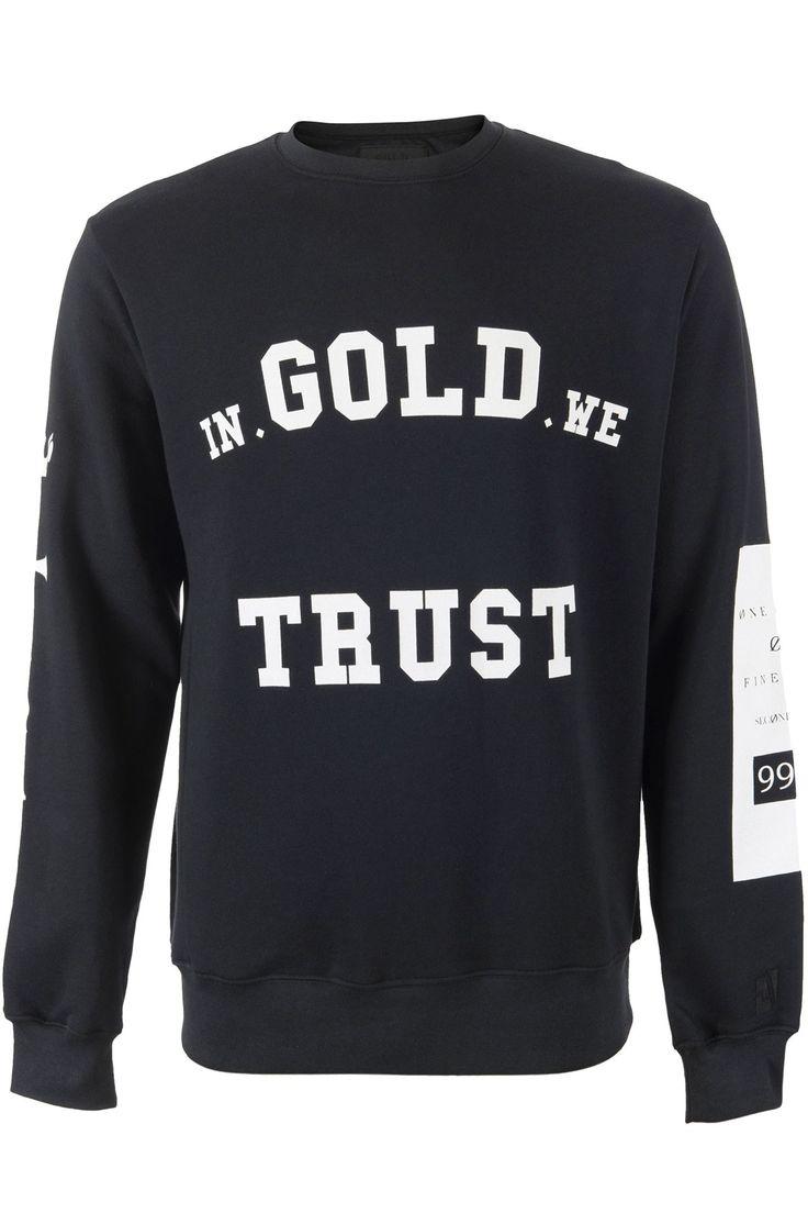 Franzel Amsterdam IGWT Sweater zwart