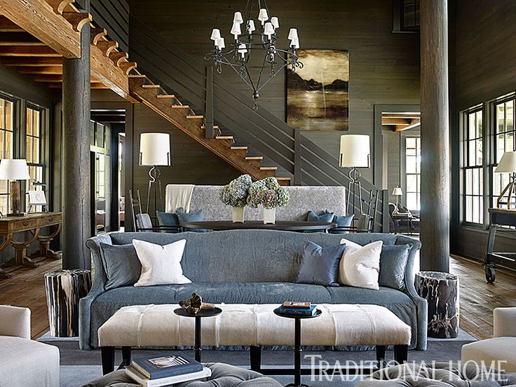266 best Traditional Designs images on Pinterest | Living room ...