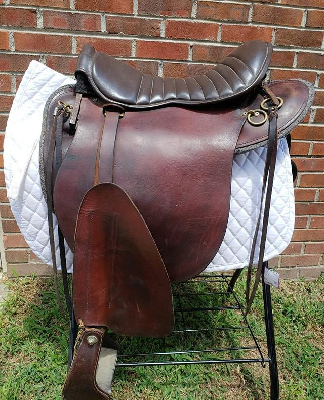 M W Trooper Saddle 16 800 Tntack Tennesseetack Tennessee Tack Exchange Pinterest Saddles And