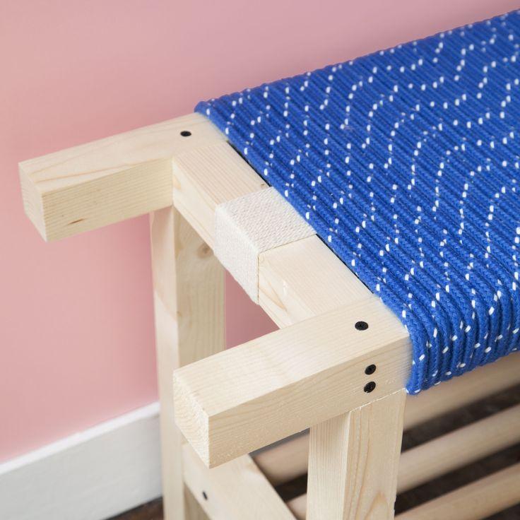 mamie boude un tutoriel pour r aliser un banc unique. Black Bedroom Furniture Sets. Home Design Ideas