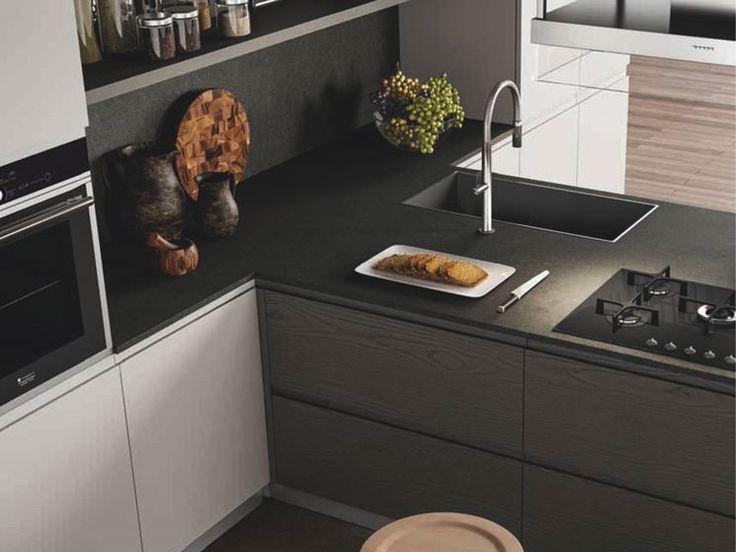 Oltre 25 fantastiche idee su piani cucina su pinterest piani di lavoro cucina piani cucina in for Piano cucina in cemento