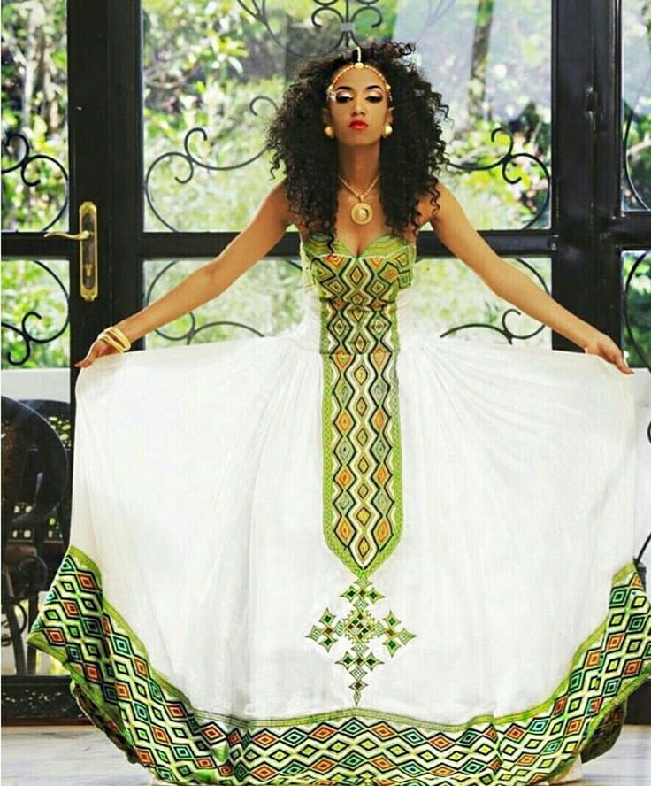 Ethiopian Traditional Clothes Design 282 best Ethiopia: Tra...