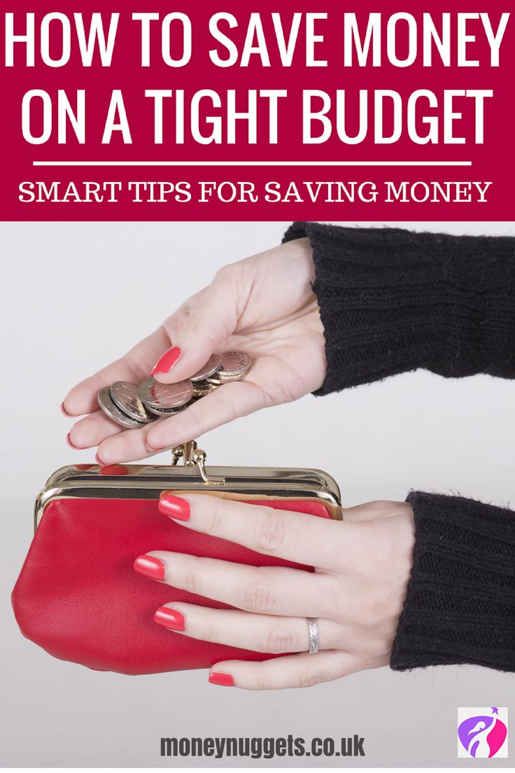 Are you wondering how you can save money on a tight budget? We've put together some smart tricks and tips for saving money without breaking a sweat with these powerful money saving tips.