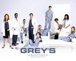 Fav tv show- greys anatomy.   MO