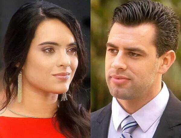 Christian De La Campa y Scarlet Gruber-Samuel Gallardo Leon y Andrea Del Junco Belmonte