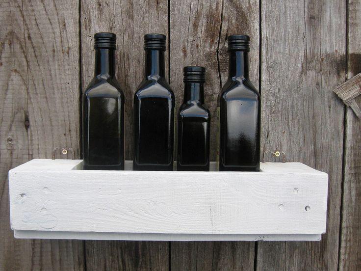 Palet Shelf, Diy, Wandregale Selbermachen, Weisses Regal Aus Palettenholz,  Wandregal Vintage,