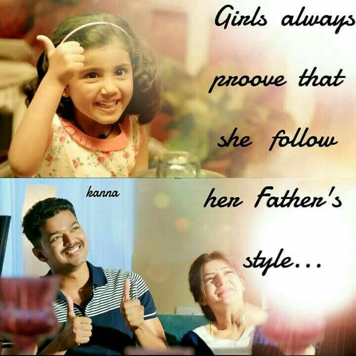 Yeah.. Proud to be Daddy's girl  #daddy #daughter #kid