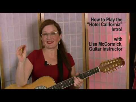 "▶ Free Guitar Lesson: How to Play ""Amazing Grace"", w/ just 3 Chords. - YouTube"
