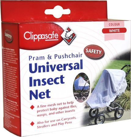 Clippasafe Pram And Pushchair Universal Insect Net Clippasafe Pram And Pushchair Universal Insect Net: Express Chemist offer fast delivery and friendly, reliable service. Buy Clippasafe Pram And Pushchair Universal Insect Net online from Express Chemi http://www.MightGet.com/january-2017-11/clippasafe-pram-and-pushchair-universal-insect-net.asp