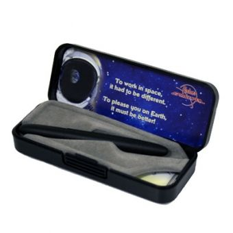 Fisher Space Pen - Matte Black  #thingsengraved #thingsengravedgifts