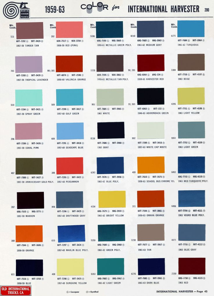 Maaco Paint Color Chart Deliciouscrepesbistro