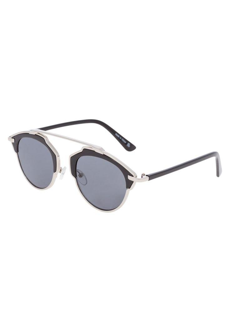Even&Odd Okulary przeciwsłoneczne black