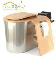 Ecodoméo : des toilettes sèches design et innovantes ! http://www.batilogis.fr/dossiers/ecodomeo-revolutionne-les-toilettes-seches-_15.html