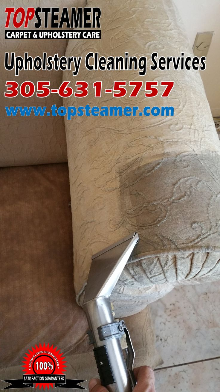Sofa Beds Carpet and Upholstery Cleaning Miami Gardens