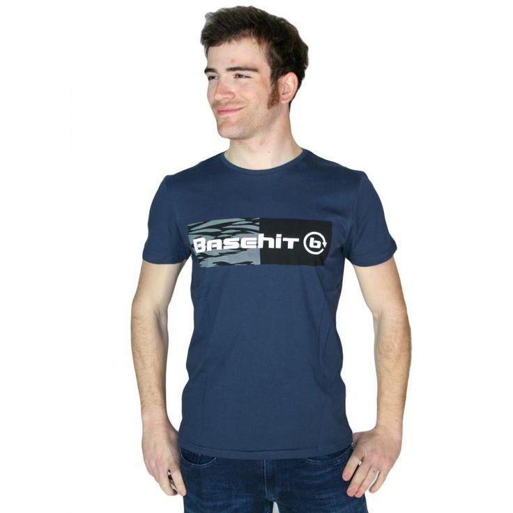 BASEHIT Ανδρική κοντομάνικη μπλούζα SMT1704