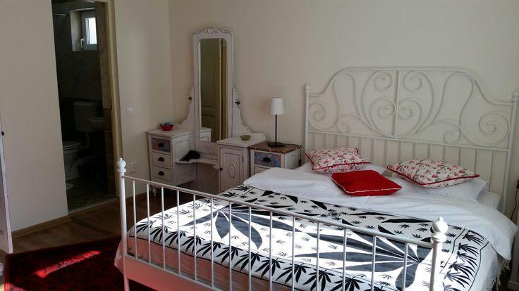 Bedroom at Casa de Gallois