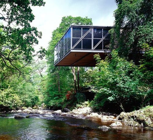 Goulding Summerhouse by Scott Tallon Walker Architects | Wicklow,Ireland.