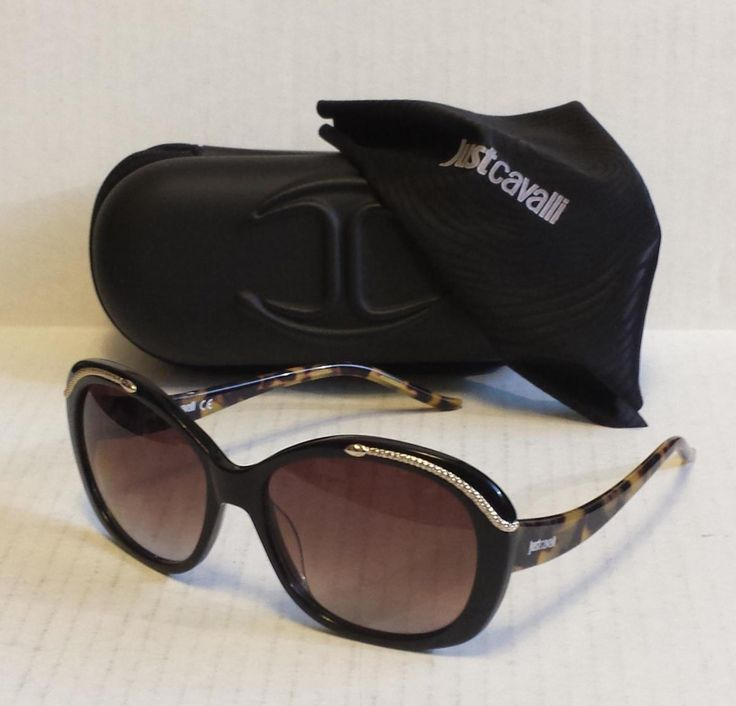 JustCavalli #women's Summer sunglasses Comes with original clean cloth and case visit our ebay store at  http://stores.ebay.com/esquirestore