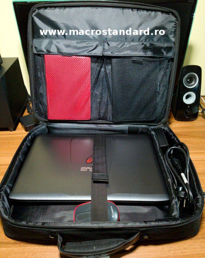 Geanta Laptop Targus Classic Clamshell 18,4″ neagra