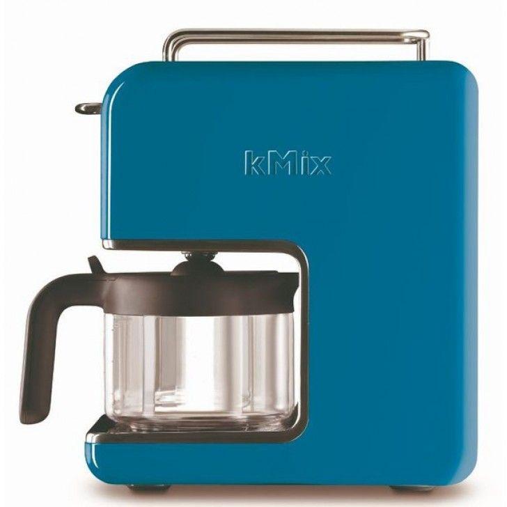 Kenwood   kMix Coffee Maker in Blue   Homeware   5rooms.com