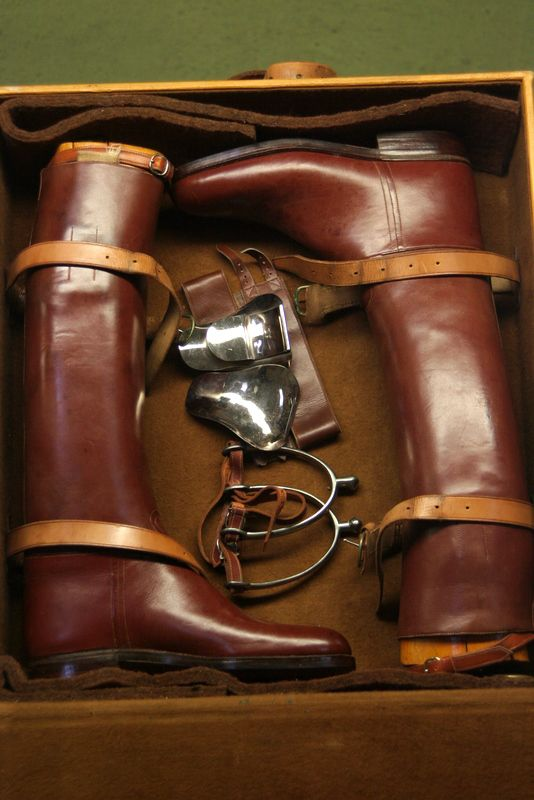 Louis Vuitton Vintage Riding Boots