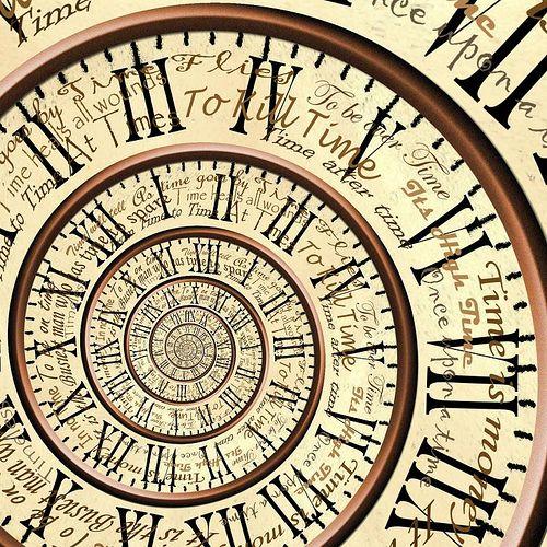 time spiral Whorl, Clocks Face,  Helix, Coil, Spirals Clocks, Tick Tock,  Volute, Clocks Watches, Time Spirals