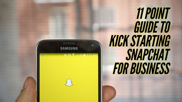 Are you using snapchat? If not, this might help you understand the social media platform more and what it's future is going to be.